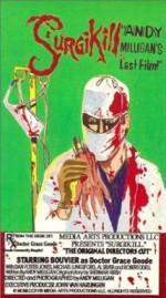 Surgikill (1989) afişi