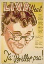 Ta' Briller På (1942) afişi