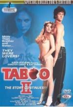 Taboo 2 (1982) afişi