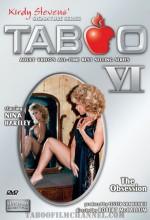 Taboo 6 (1988) afişi