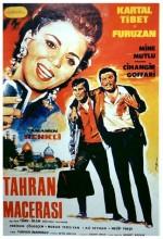 Tahran Macerası (1968) afişi