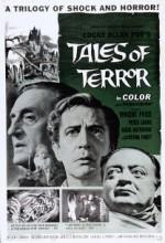 Tales Of Terror (1962) afişi