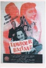 Tambour Battant (1953) afişi