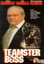 Teamster Boss: The Jackie Presser Story (1992) afişi