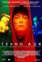 Tekno Aşk (2002) afişi