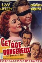 That Dangerous Age (1949) afişi