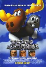 The Adventures Of Rocky & Bullwinkle (2000) afişi