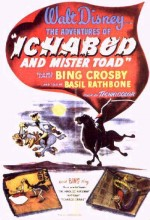 The Adventures Of Ichabod And Mr. Toad (1949) afişi