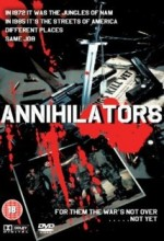 The Annihilators (1985) afişi