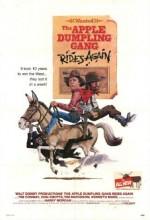 The Apple Dumpling Gang Rides Again (1979) afişi
