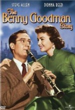 The Benny Goodman Story (1956) afişi
