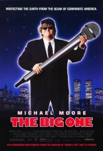 The Big One(1) (1997) afişi