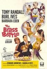 The Brass Bottle (1964) afişi