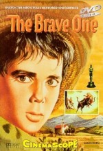 The Brave One (ı) (1956) afişi