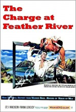 The Charge At Feather River (1953) afişi