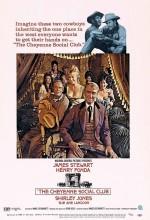 The Cheyenne Social Club (1970) afişi
