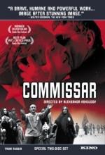 The Commissar (1967) afişi