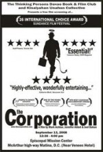 The Corporation (2003) afişi