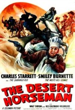 The Desert Horseman (1946) afişi