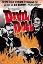 The Devil Doll (1936) afişi