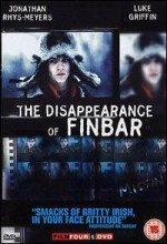 The Disappearance Of Finbar (1996) afişi