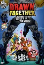 The Drawn Together Movie: The Movie! (2010) afişi