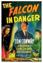 The Falcon In Danger (1943) afişi