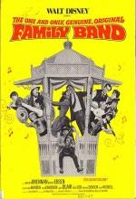 The Family Band (1968) afişi
