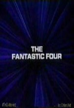 The Fantastic Four (1994) afişi