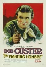 The Fighting Hombre (1927) afişi