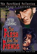 The Flesh And The Fiends (1960) afişi