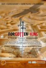 The Forgotten King (2011) afişi