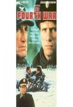 The Fourth War (1990) afişi