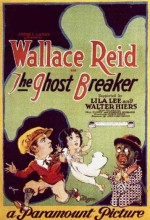 The Ghost Breaker (1922) afişi