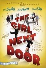 The Girl Next Door (ı) (1953) afişi