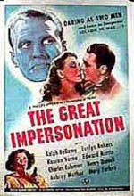 The Great Impersonation (1942) afişi
