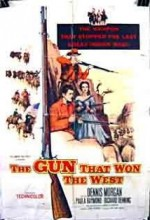 The Gun That Won The West (1955) afişi