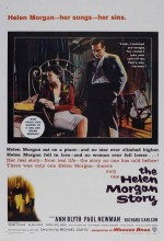 The Helen Morgan Story (1957) afişi