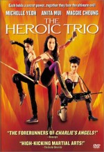 The Heroic Trio (1993) afişi