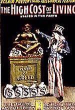 The High Cost Of Living(ı) (1917) afişi