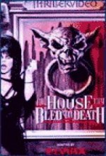 The House That Bled To Death (hammer House Of Horror) (1980) afişi