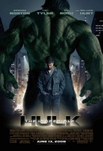 The Incredible Hulk (2008) afişi