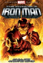 The Invincible Iron Man (2007) afişi