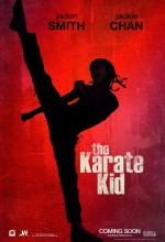 The Karate Kid (2010) afişi