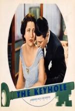 The Keyhole (1933) afişi