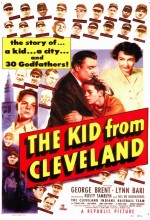 The Kid From Cleveland (1949) afişi