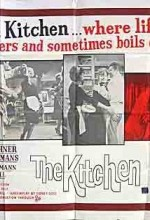 The Kitchen (1961) afişi