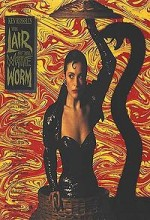 The Lair Of The White Worm (1988) afişi