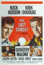The Last Sunset (1961) afişi