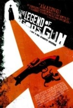 The Legend Of God's Gun (2007) afişi